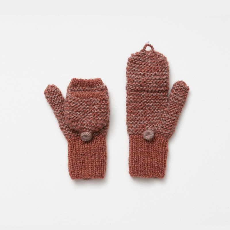 WINTER BERRY GLOVE _ 2 color